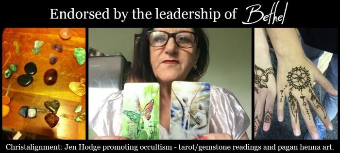 Bethel Jen Hodge occultism