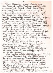 Letter to Brian Houston 1992 Page 2