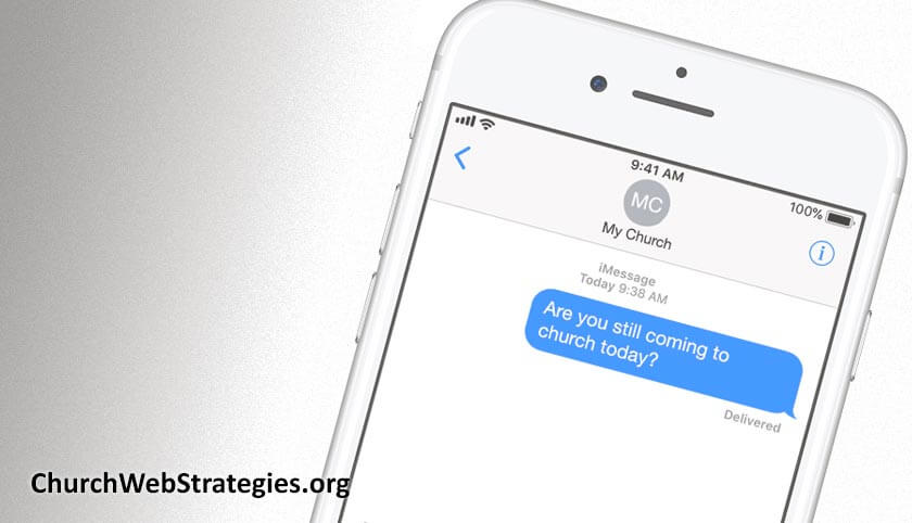 3 Tips for SMS Marketing at Your Church