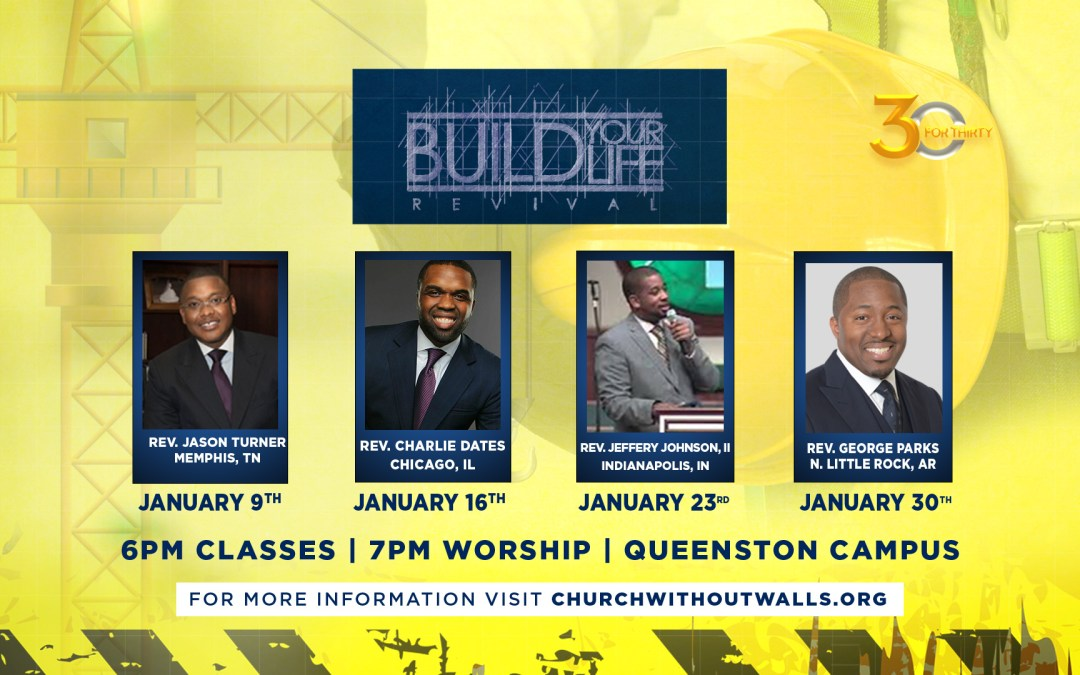 Build Your Life Revival – Register Today