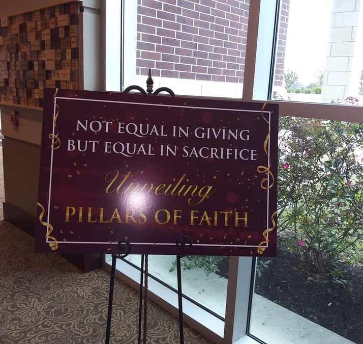 Pillars of Faith Unveiled