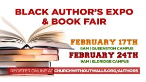 Black Author's Expo 2018