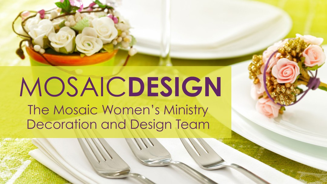 Mosaic Decoration and Design Team