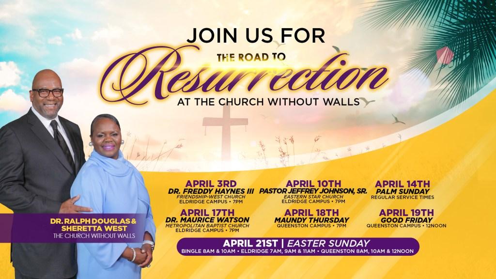 Road to Resurrection 2019