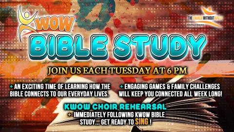 KWOW Virtual Bible Study