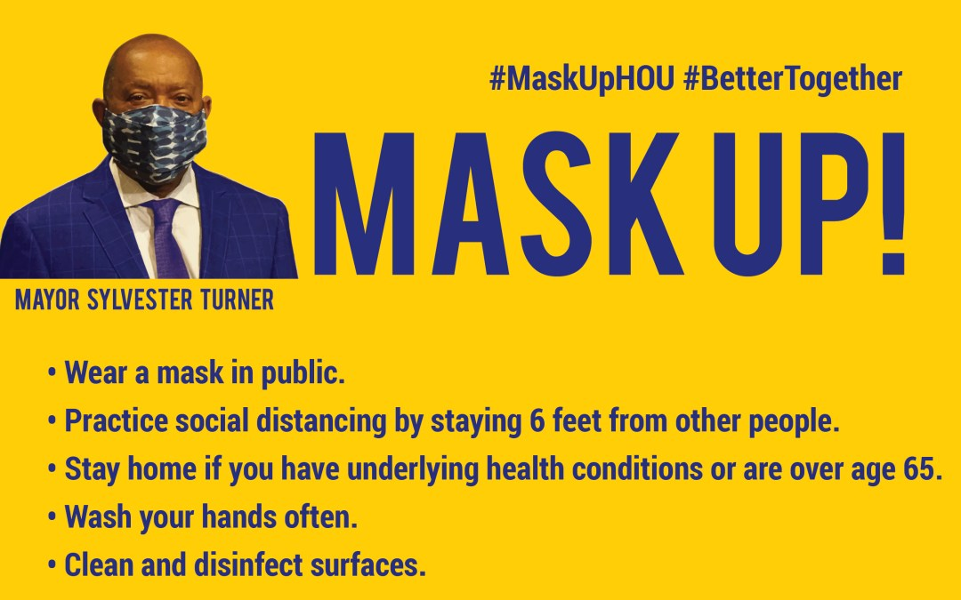 A Message from Mayor Sylvester Turner