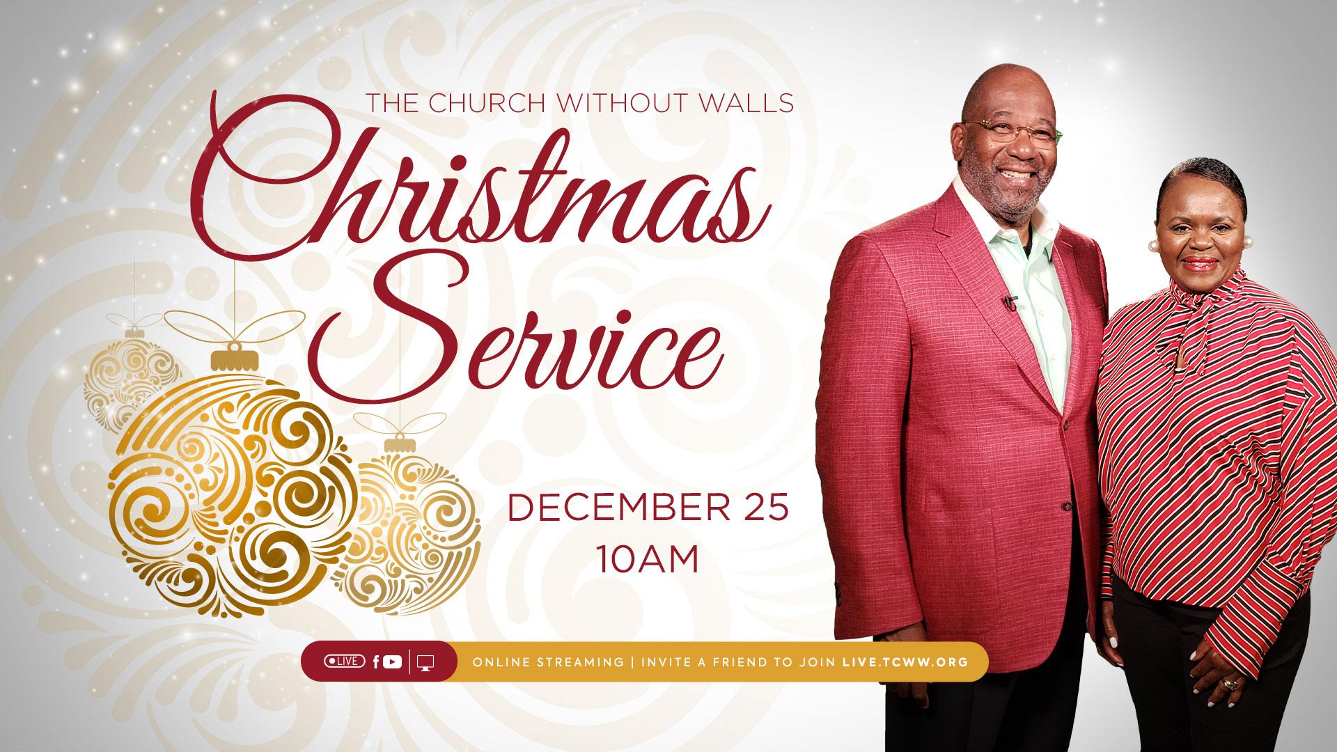 Christmas 2020 Virtual Church Service