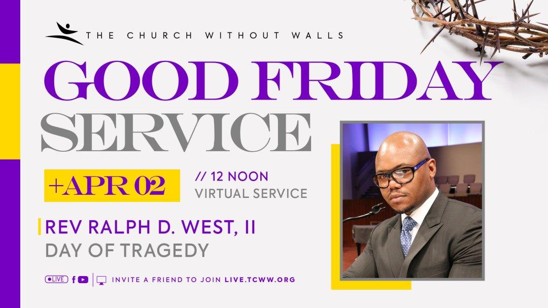 Good Friday Service 2021
