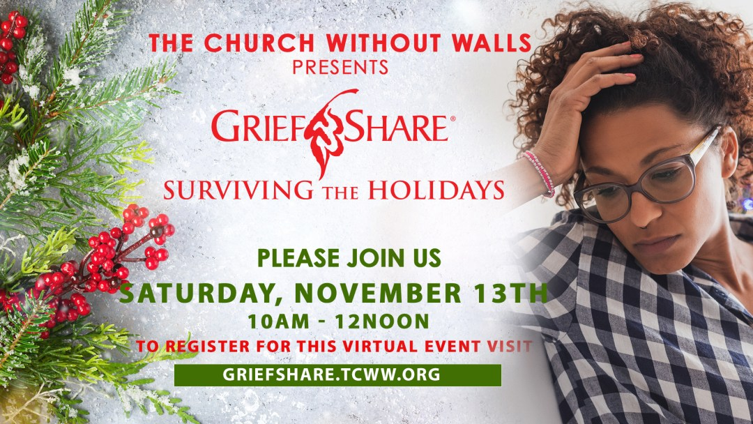 Virtual How to Survive the Holidays Seminar | The Church Without Walls