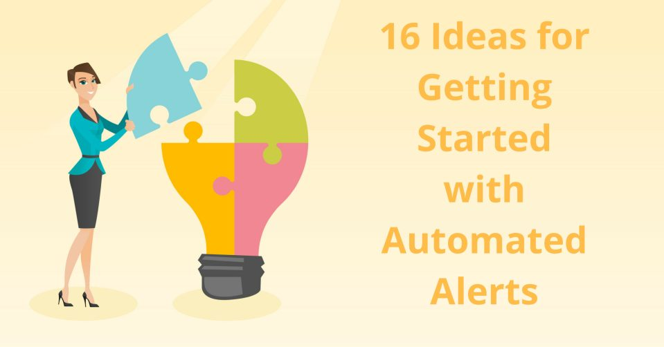customer success software automated alerts