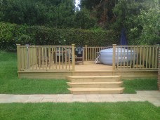 practical family garden