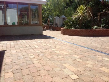 Landscaping and extension Brixham 17