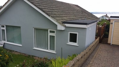 Bungalow renovation Broadsands