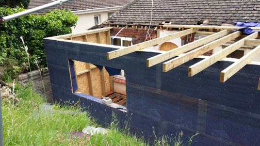 Bungalow extension Torbay 8