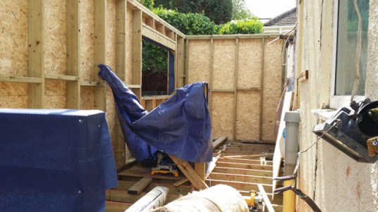 Bungalow extension Torbay 5