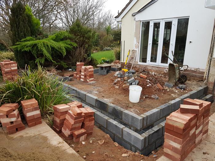 Torbay South Hams Builder - Gable extension 9
