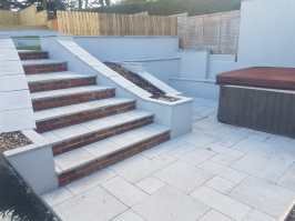 Garden refurbishment Paignton 10