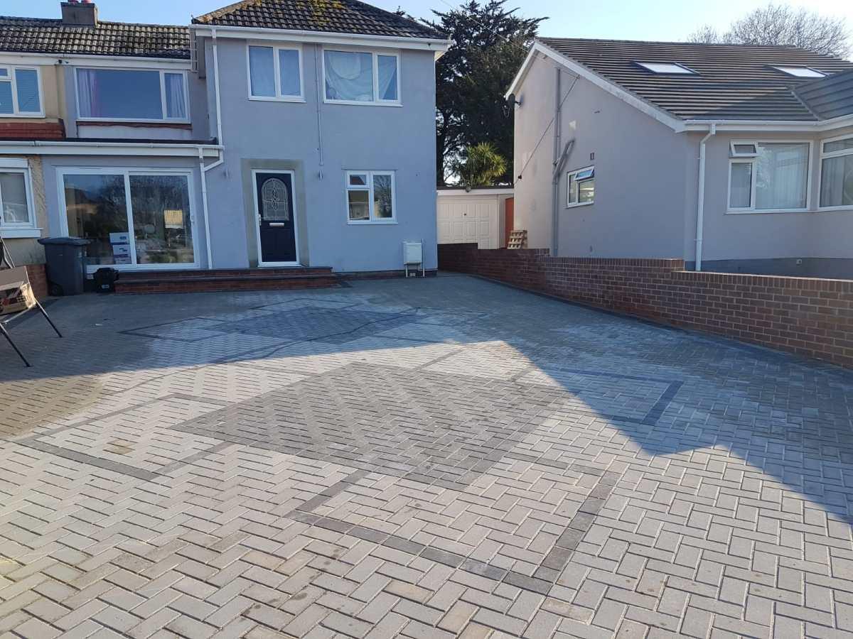 driveway refurbishment Paignton 5