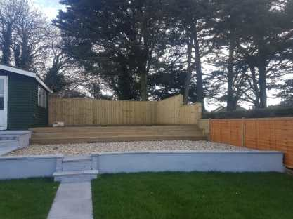 Garden refurbishment Paignton 3