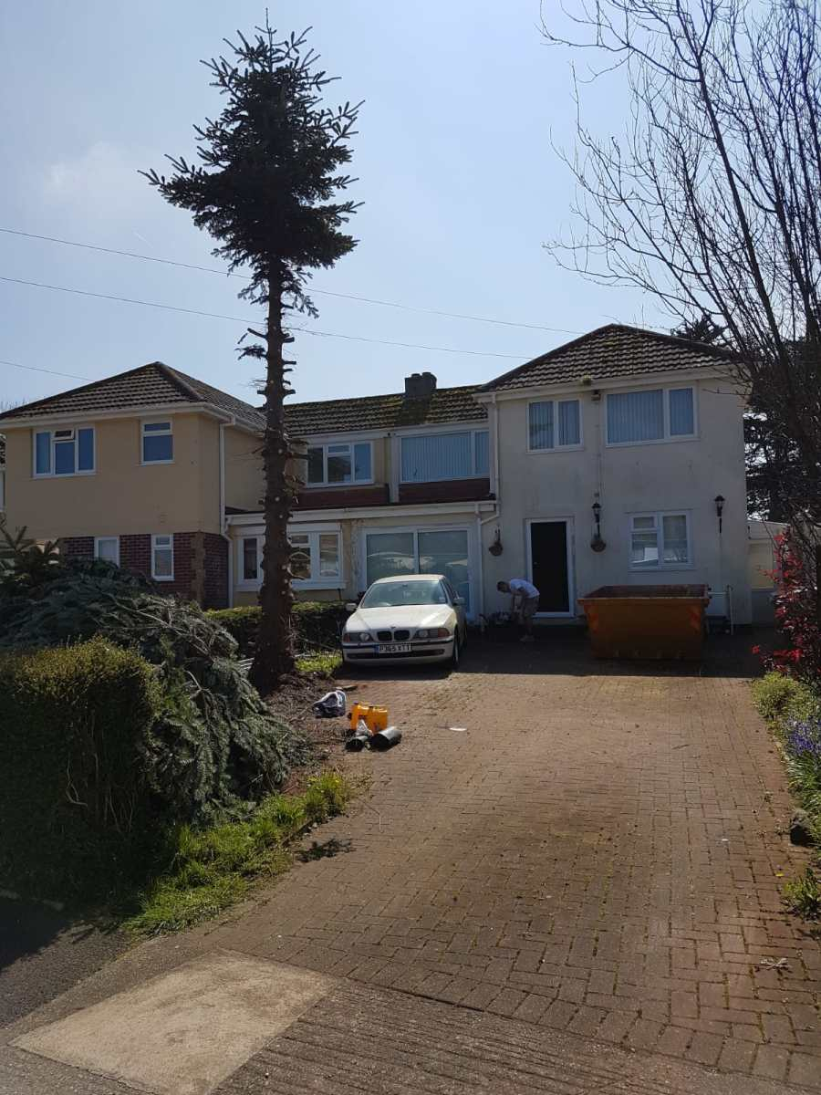 driveway refurbishment Paignton 1