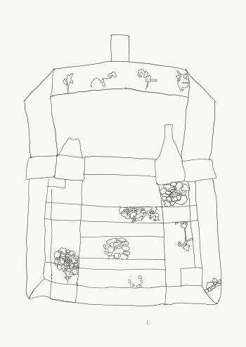 Mugaku Sogen's rakusu