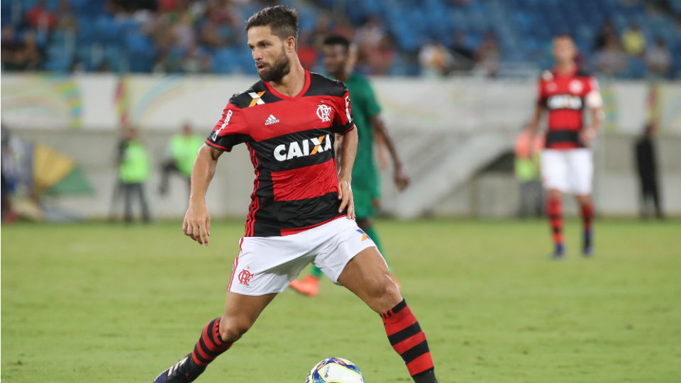 Diego Flamengo Boavista 2017