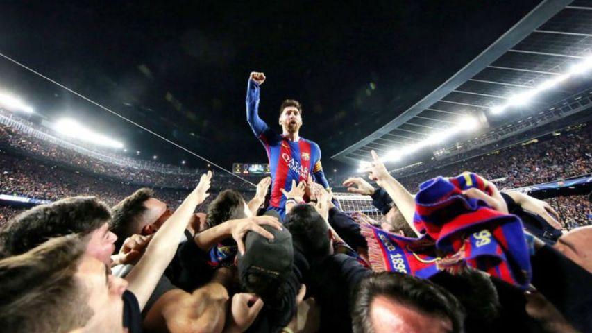 Barcelona Messi 2017