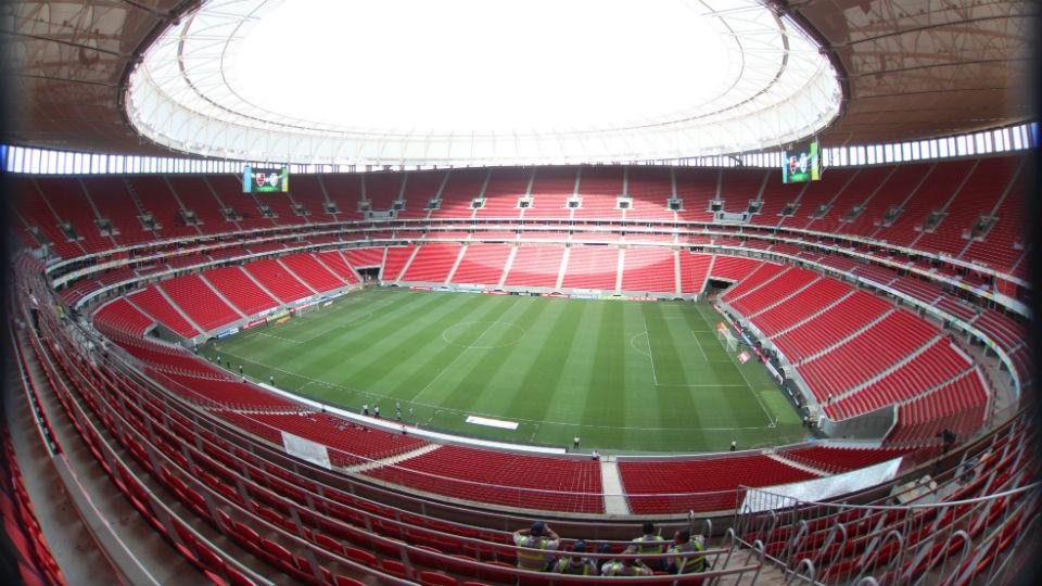Flamengo Vasco Carioca 2017 Mané Garrincha Brasília