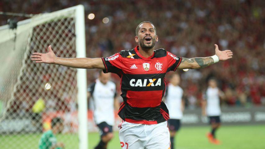 Romulo Flamengo Libertadores 2017