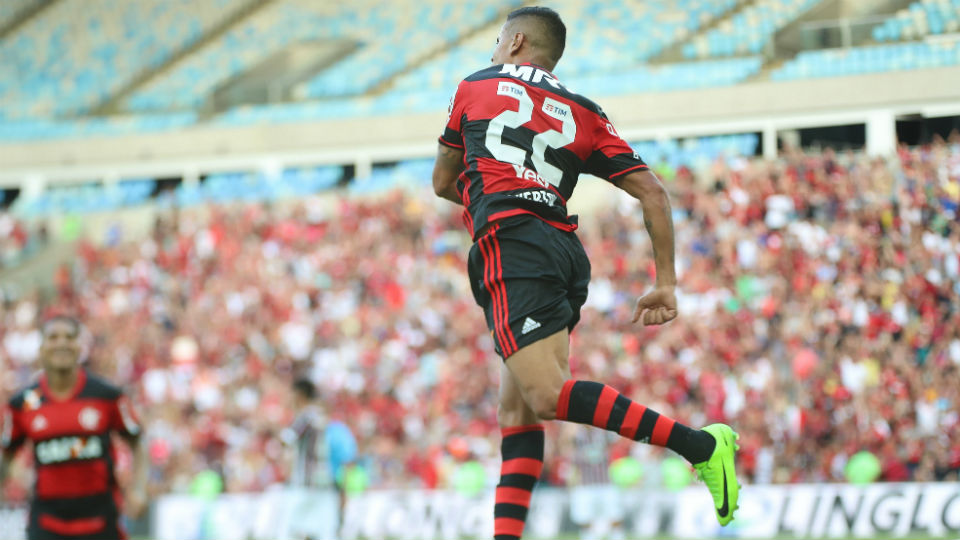 Everton Flamengo Fla-Flu Maracanã final 2017