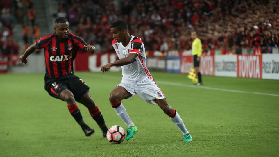 Gabriel Flamengo Libertadores 2017