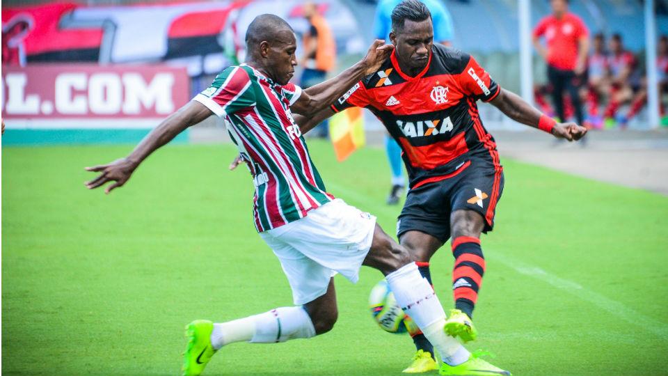 Luiz Fernando Cafu Fla-Flu Cariacica Taça Rio