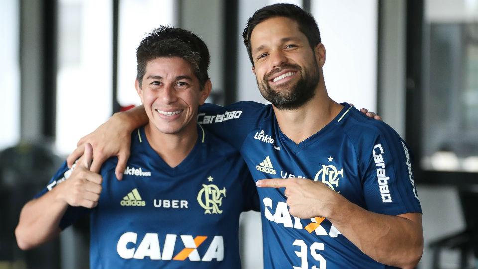 Conca Diego Flamengo 2017