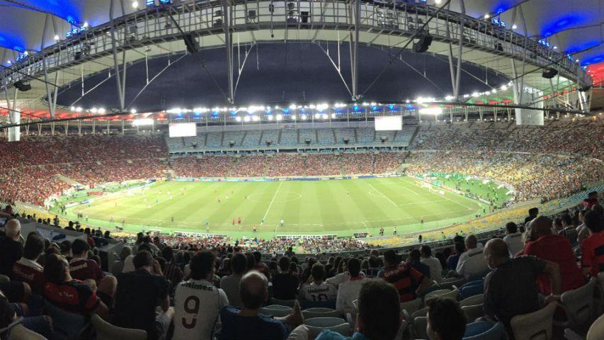 Fla-Flu Maracanã final Carioca 2017 primeiro jogo