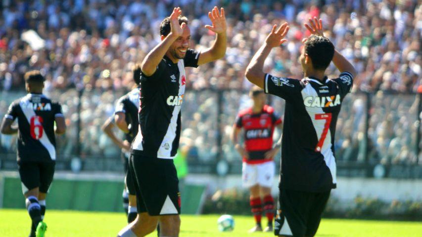 Nenê Vasco Atlético-GO São Januário