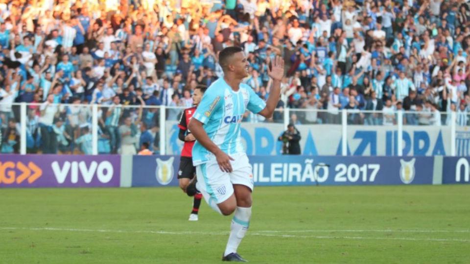 Romulo Avaí Flamengo Ressacada