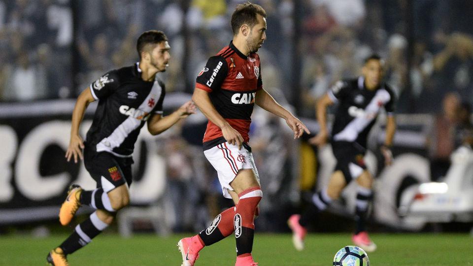 Everton Ribeiro Flamengo Vasco São Januário 2017