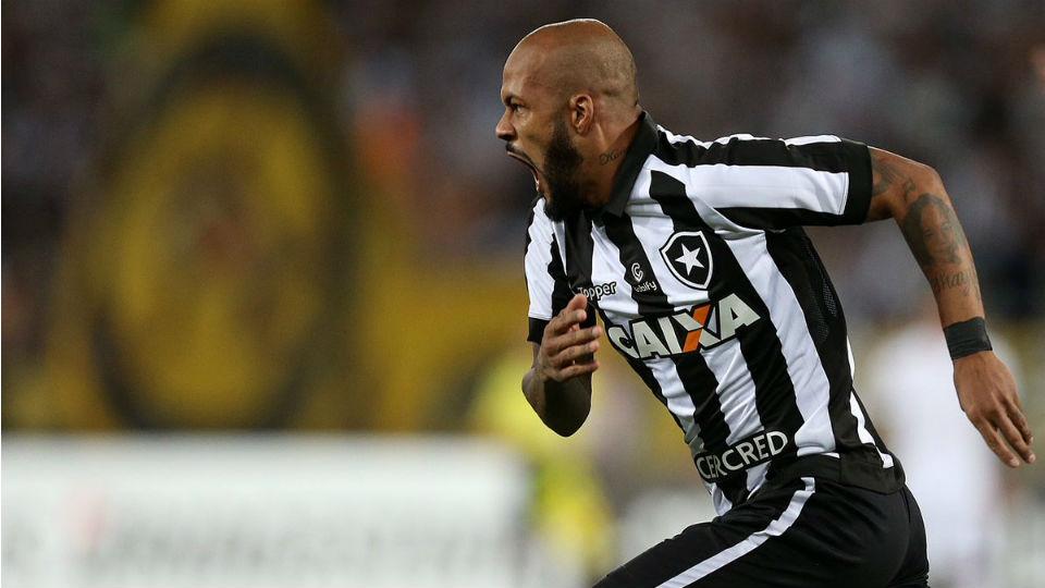 Bruno Silva Botafogo 2017 Libertadores