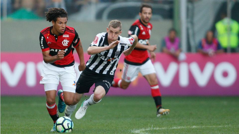 Willian Arão Flamengo 2017 Independência