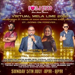 103fm 2020 Virtual Mela