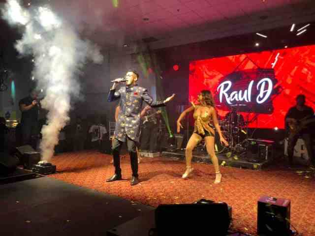 2019 Chutney Soca Monarch Winner Raul Deoram
