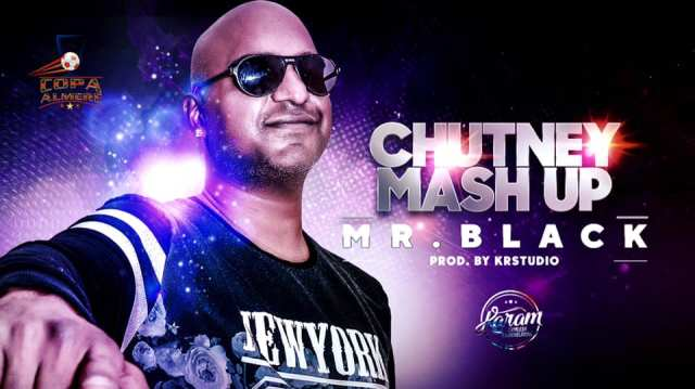 2020 Chutney Mash Up By Mr. Black