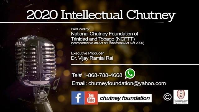 2020 Intellectual Chutney