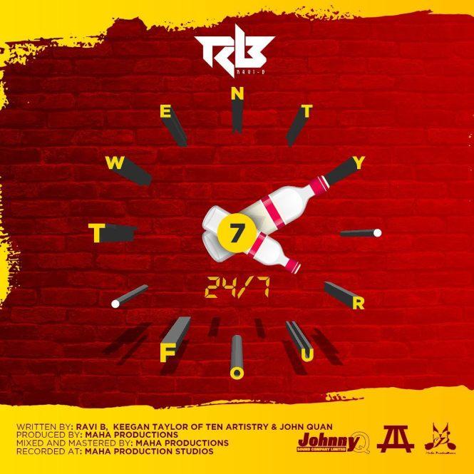 24-7 by Ravi B