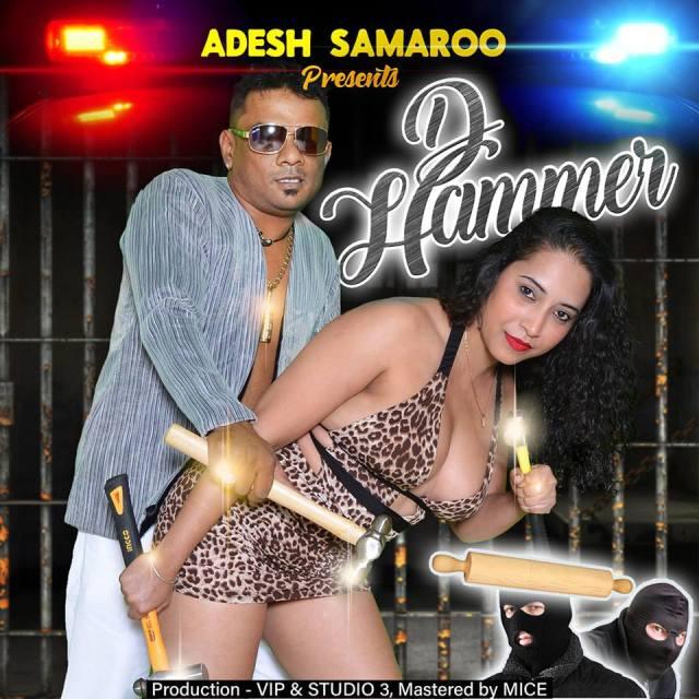 Adesh Samaroo D Hammer
