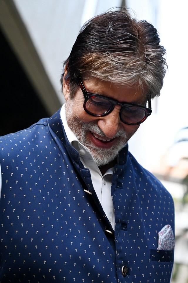 Amitabh Bachchan Test Positive For Covid 19