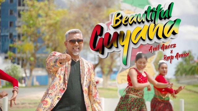 Anil Azeez x Rap Anna - Beautiful Guyana