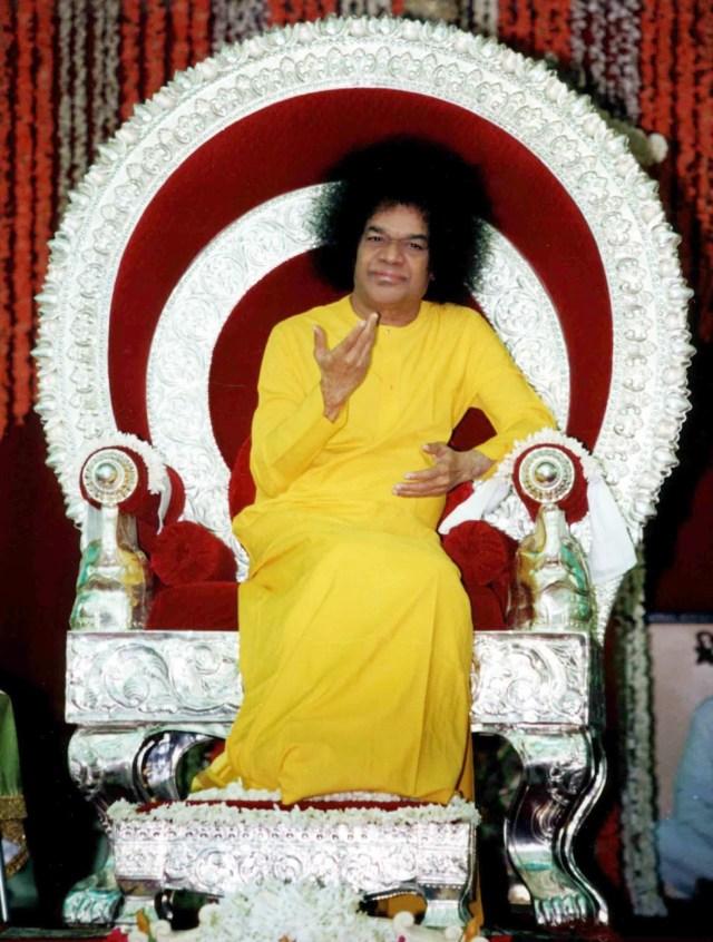 Avishkar Goberdhan - Shri Sathya Sai Baba