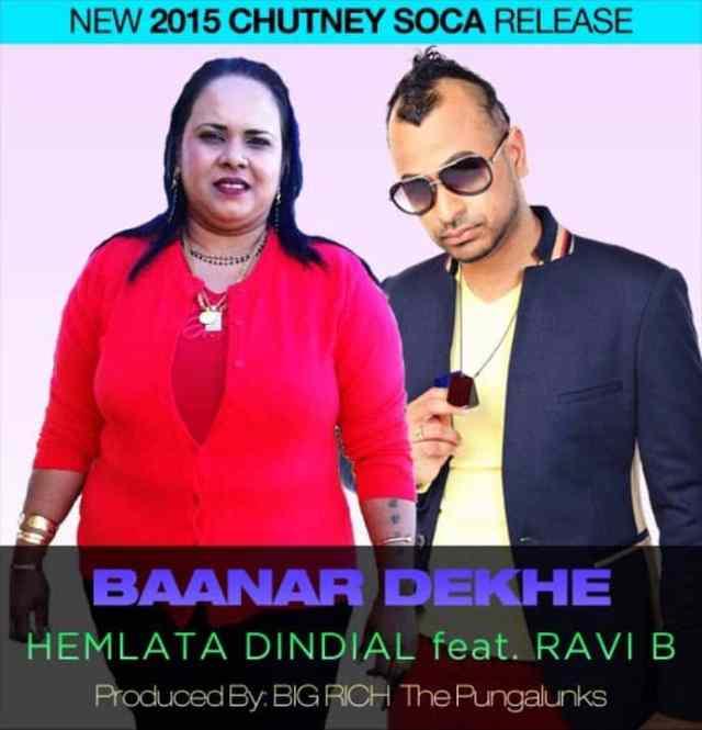 Baanar Dekhe By Hemlata Dindial Ft. Ravi B