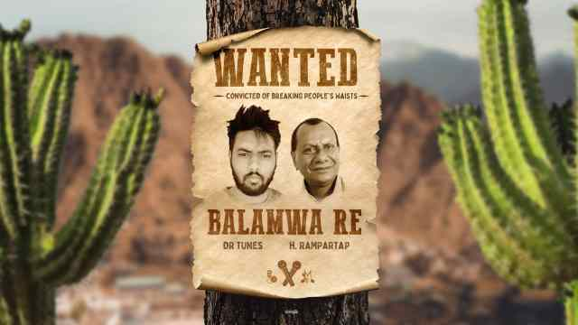 Balamwa Re By Dr Tunes And Heeralal Rampartap (2019 Chutney)